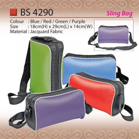 Trendy sling bag BS4290