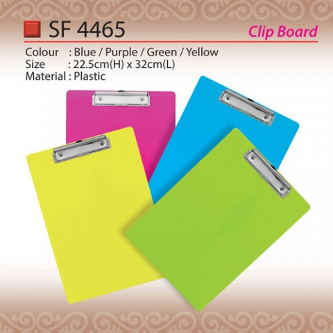 clipboard SF4465