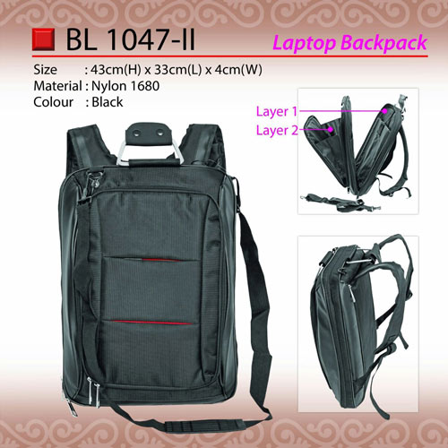 Laptop Backpack (BL1047-II)