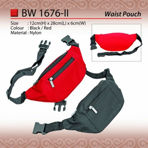 Waist Pouch (BW1676-II)