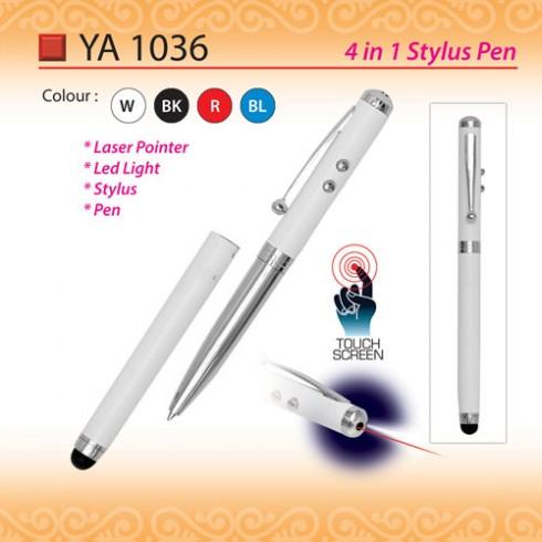 4 in 1 Stylus Pen (YA1036)