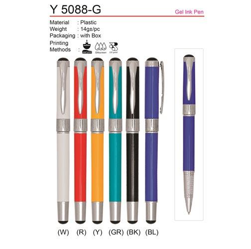 Trendy Gel Ink Pen (Y5088-G)