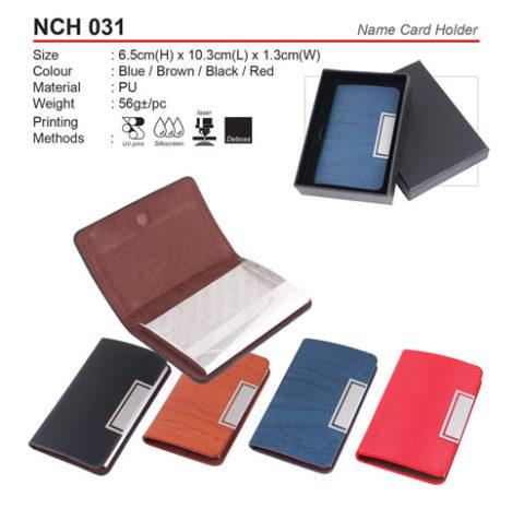 PU Name Card Holder (NCH031)