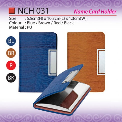 PU Name Card Case (NCH031)