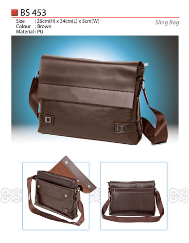 PU Sling Bag (BS453)