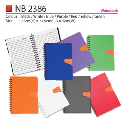 budget notepad NB2386