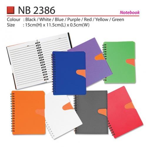 budget notepad NB2386