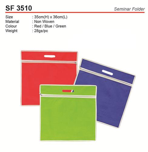 Budget Seminar Folder (SF3510)