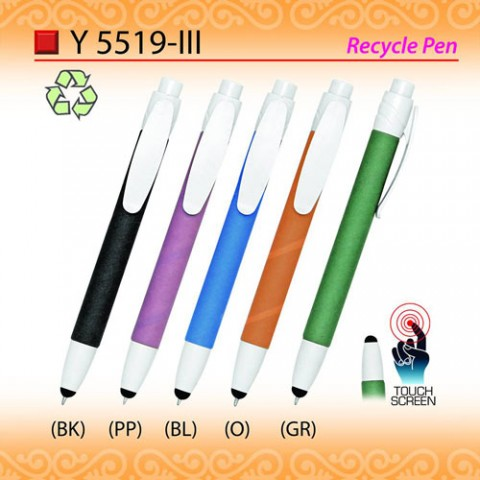 Eco Friendly Pen (Y5519-III)