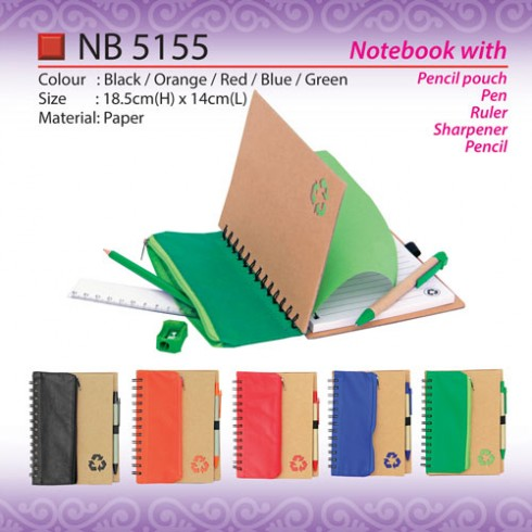 Multi function notebook (NB5155)
