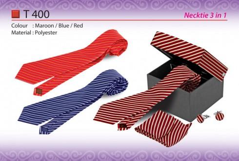 Necktie 3 in 1 (T400)