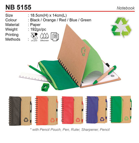 Notebook Stationery set (NB5155)