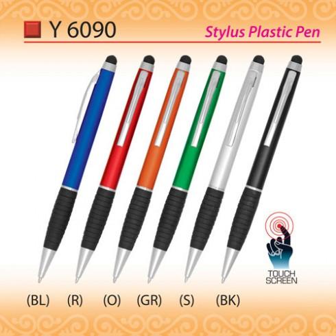 Stylus Plastic Pen (Y6090)