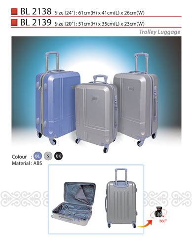 Trolley Luggage (BL2138)