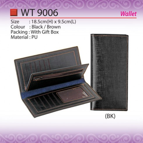 Budget Wallet with Box (WT9006)
