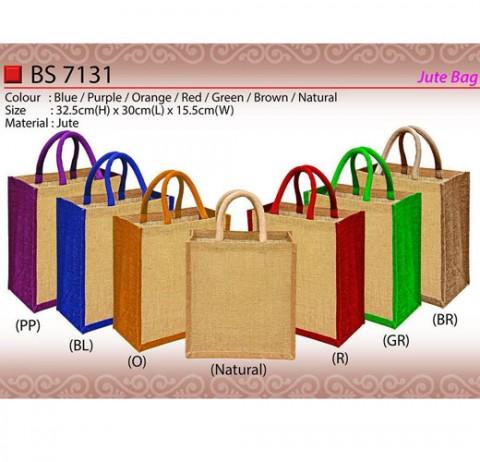 Jute bag BS7131