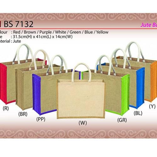 Jute Bag BS7132