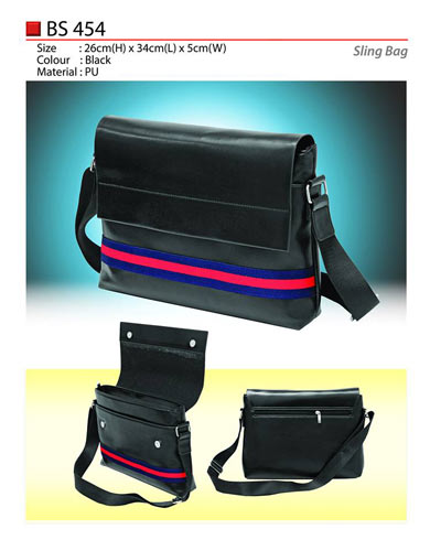 PU Sling Bag (BS454)