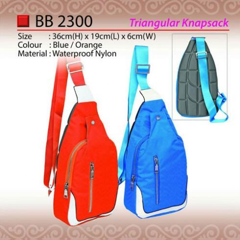 Waterproof Triangular Knapsack (BB2300)