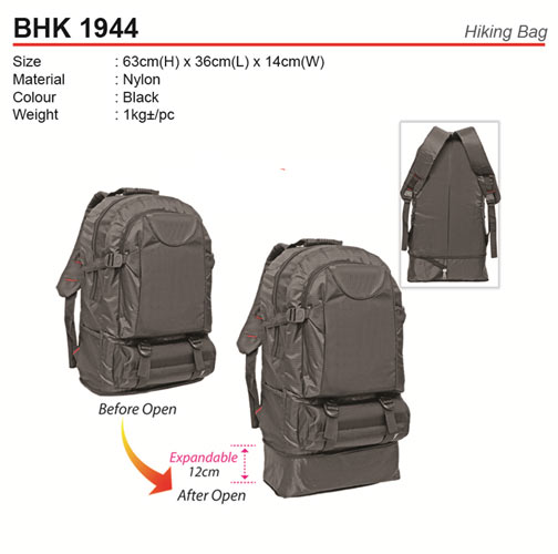 Budget Hiking Bag (BHK1944)