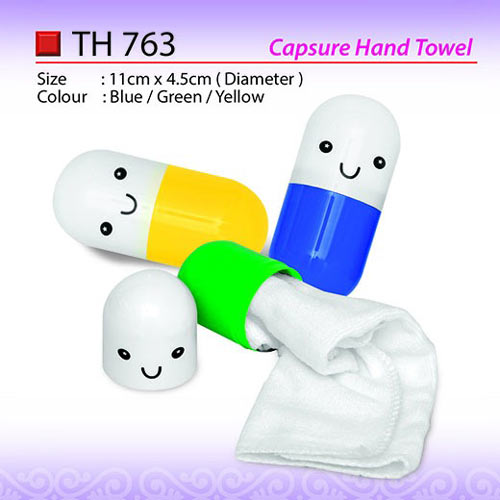 Capsule Hand Towel (TH763)