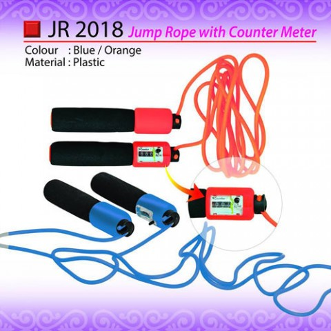 Jump Rope with Counter Meter (JR2018)