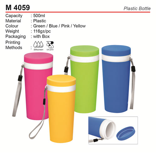 Plastic Bottle (M4059)