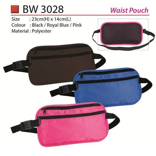 Budget Waist Pouch (BW3028)