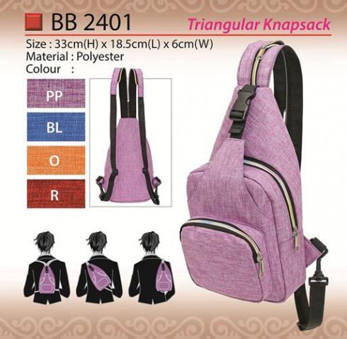 Triangular Knapsack (BB2401)