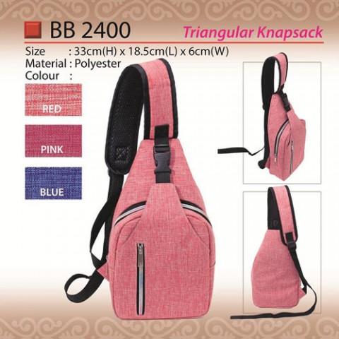 Triangular Knapsack (BB2400)