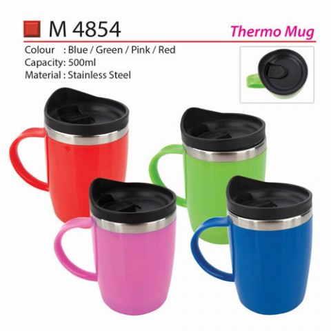 Colourful Thermo Mug (M4854)
