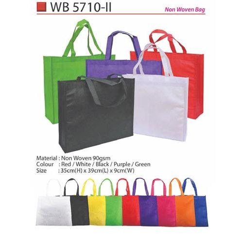 wb5710-ii non woven bag
