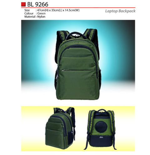 Laptop backpack (BL9266)