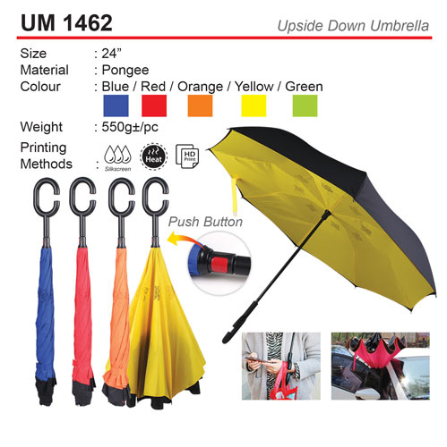 Upside down umbrella (UM1462)
