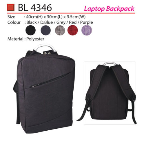 Budget Laptop Backpack (BL4346)