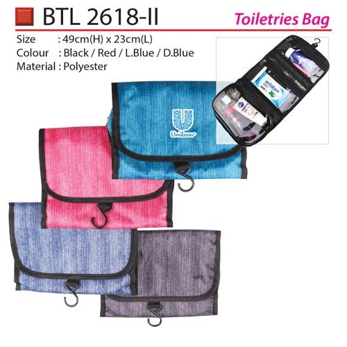 Hanging Toiletries Bag (BTL2618-II)