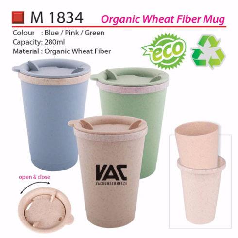 Eco Wheat Fiber Mug (M1834)