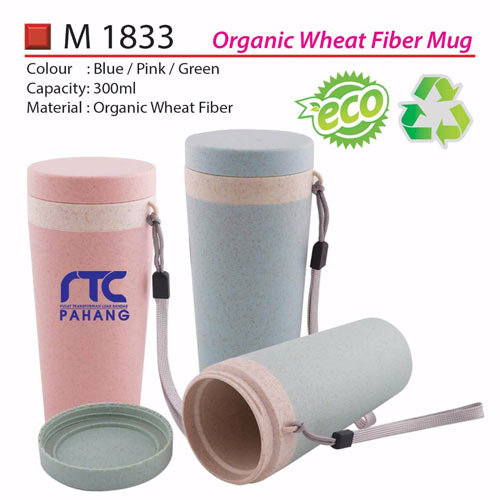 Eco Wheat Mug (M1833)