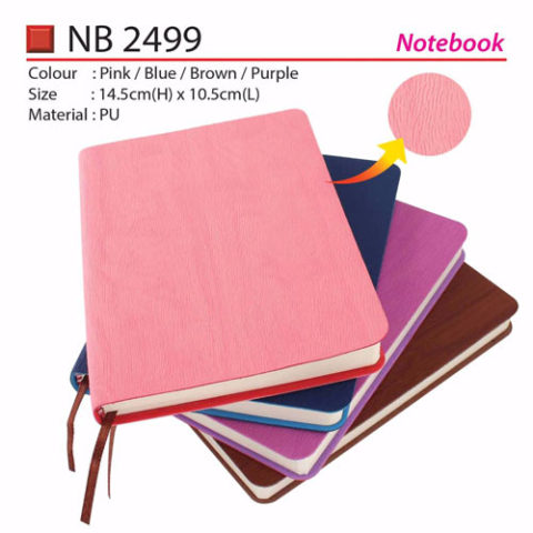 PU Notebook (NB2499)