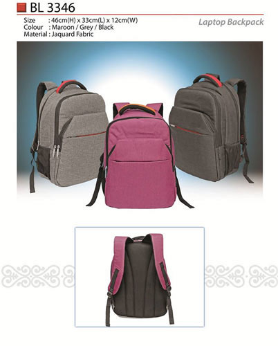 Laptop Backpack (BL3346)