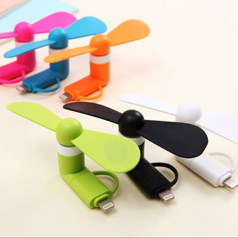 Mini USB Fan (UF6688)