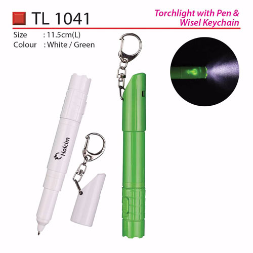 Torchlight with Pen & Wisel (TL1041)
