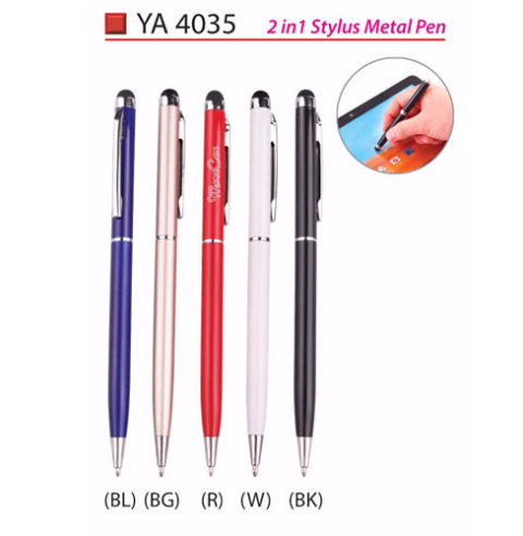 2 in 1 Stylus Pen (YA4035)