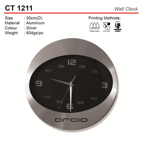 Wall Clock (CT1211)