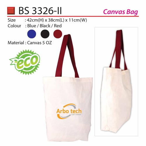 Canvas Bag (BS3326-II)