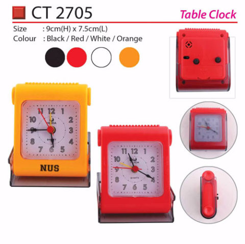 Table Clock (CT2705)
