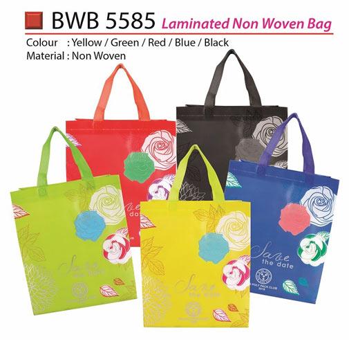 Laminated Non Woven Bag (BWB5585)