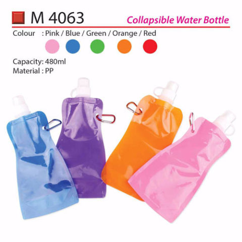Collapsible Water Bottle (M4063)