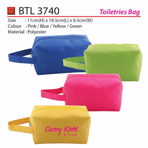 Colourful Toiletries Bag (BTL3740)