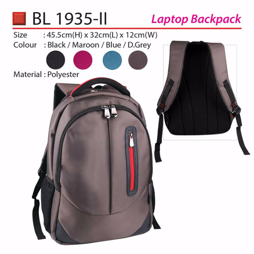 Modern Laptop Backpack (BL1935-II)
